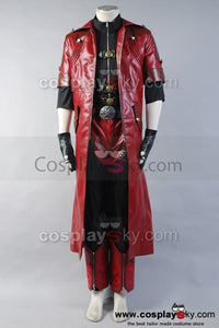 DMC Devil May Cry 4 Dante Cosplay Kostüm Custom Full Set