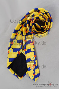 HIMYM How I Met Your Mother Duck Tie Barney's Ducky Necktie Krawatte