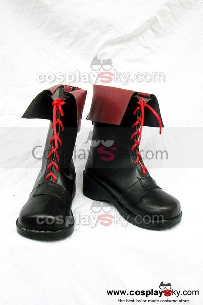 Dungeon and Fighter Dungeon Fighter Online Cosplay Stiefel Schwarz