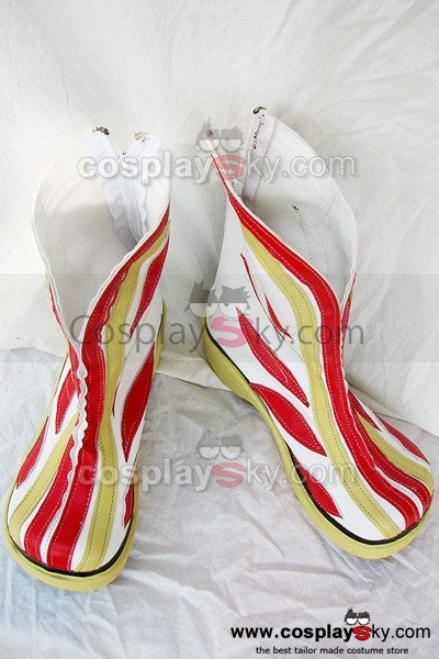 Dynasty Warriors Lady Sun Sun Shangxiang Cosplay Stiefel