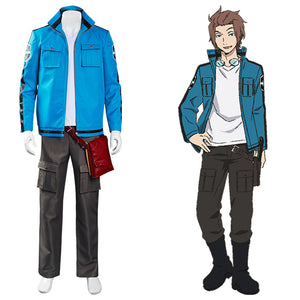 World Trigger Yuuichi JIN Cosplay Halloween Karneval Outfits