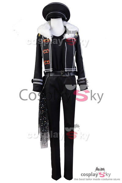 Ensemble Stars Rebellious And Wicked Götze Unit UNDEAD Cosplay Kostüm