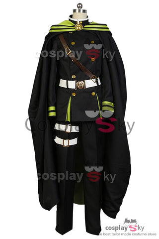 Yoichi Saotome Seraph of the End Uniform Cosplay Kostuem