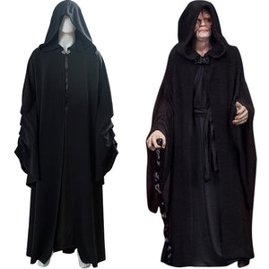 Star Wars 9 The Rise Of Skywalker Darth Sidious Sheev Palpatine Der Imperator Cosplay Kostüm
