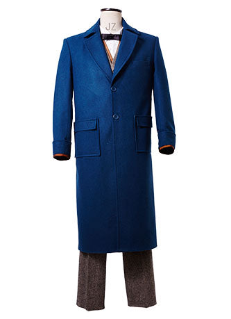 Fantastic Beasts and Where to Find Them Eddie Newt Scamander Outfit Cosplay Kostüm Delux