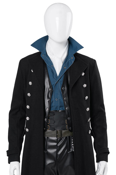 Fantastic Beasts The Crimes of Grindelwald Phantastische Tierwesen: Grindelwalds Verbrechen Gellert Grindelwald Cosplay Kostüm NEU