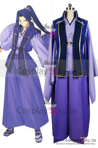 Fate/stay night Assassin Kimono Outfit Cosplay Kostüm
