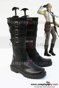 FF 13-2 Final Fantasy XIII-2 Hope Estheim  Cosplay Schuhe Stiefel