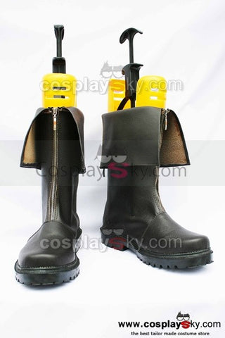 FF 9 Dissidia 012: Duodecim Final Fantasy Cloud Cosplay Stiefel
