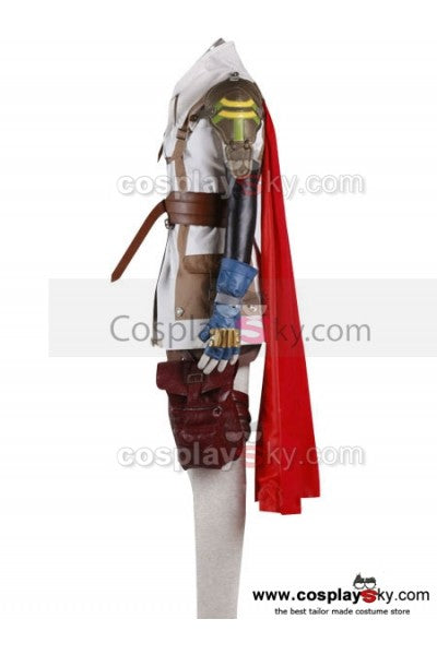 Final Fantasy XIII FF 13 Lightning Gunblade Sword Cosplay Kostüm