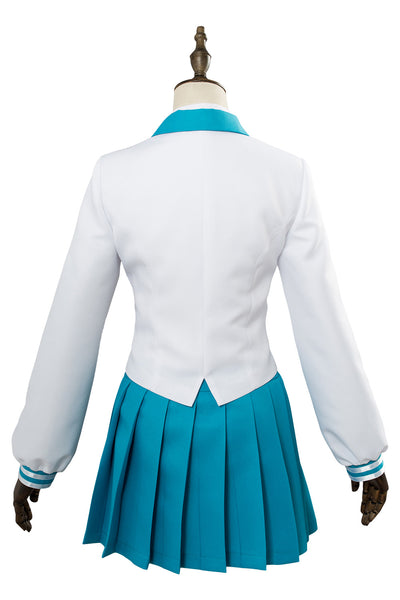 Full Metal Panic! Invisible Victory Kaname Chidori Schuluniform Cosplay Kostüm Set