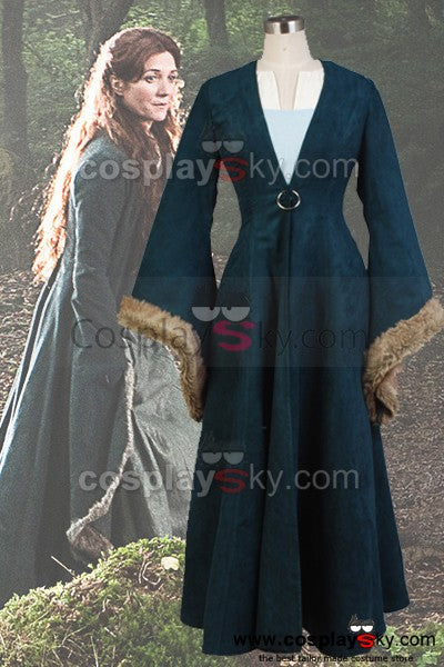 Game of Thrones Catelyn Stark Cosplay Kostüm