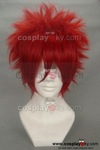 D.Gray-man Lavi.JR.Bookman Cosplay Perücke