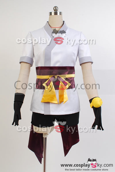 Hunter x Hunter The Phantom Truppe Machi Cosplay Kostüm
