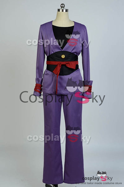 Kabaneri of the Iron Fortress Ikoma Kimono Uniform Cosplay Kostüm