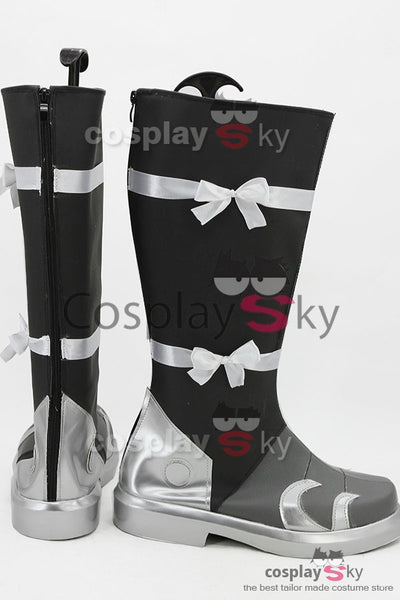 Kabaneri of the Iron Fortress Kurusu Stiefel Cosplay Schuhe