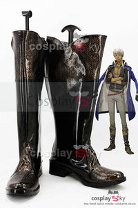 Kamigami no Asobi: Ludere deorum Thoth Caduceus Stiefel Cosplay Schuhe