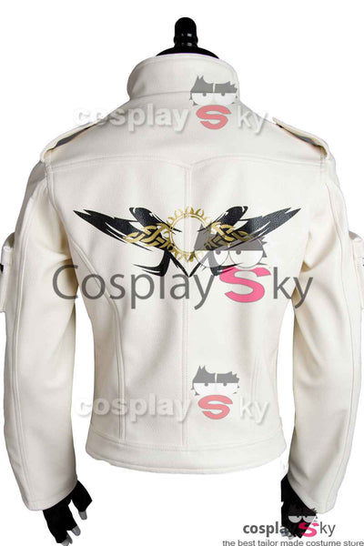 King of Fighters XIV KOF 14 Kyo Nur 1 Jacke Cosplay Kostüm Beige