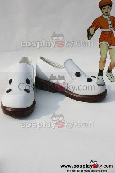 KOF The King Of Fighters Schuhe Bao Cosplay Schuhe