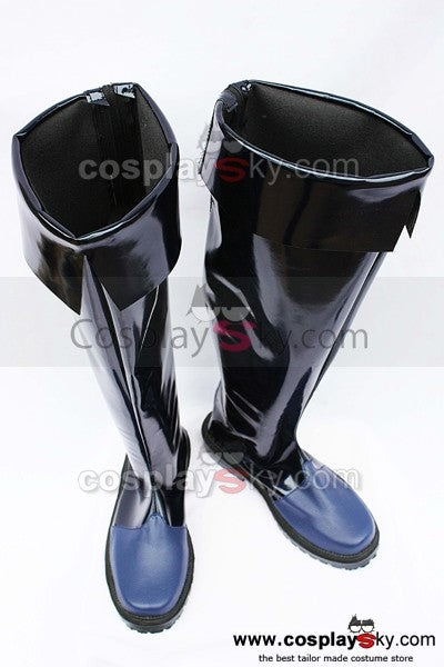 Letter Bee Goos Suede Cosplay Stiefel Schuhe