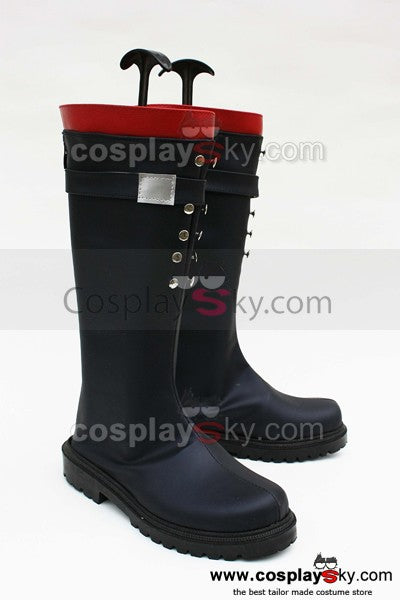 Librarian-Unlight Salgado Cosplay Schuhe Stiefel