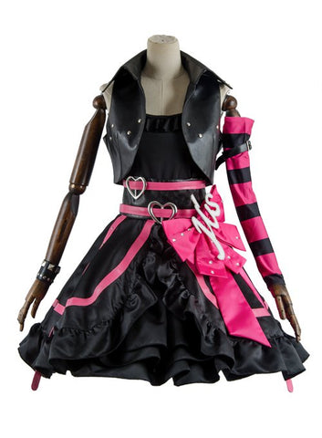 Love Live Lovelive Initial D School Idol Stage Nico Yazawa Kleid Cosplay Kostüm