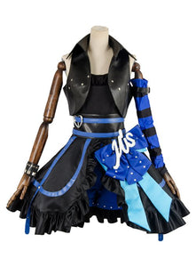 Love Live Lovelive Initial D School Idol Stage Umi Sonoda Kleid Cosplay Kostüm