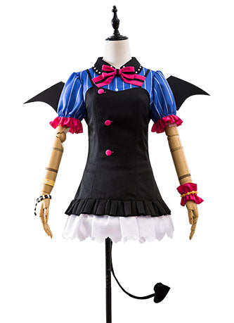 Love Live!  New UR Koizumi Hanayo Klein Dämon Uniform Halloween Cosplay Kostüm