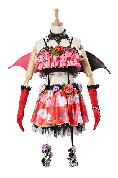 Love Live! New UR Nico Yazawa Little Devil Transformed Uniform Halloween Cosplay Kostüm