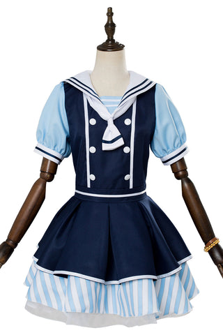 LoveLive!! Sonoda Umi SSR 1299 Pirate Ver Cosplay Kostüm Kleid