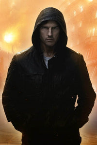 Mission Impossible 4 Ghost Protocol Tom Cruise Jacke Kostüm