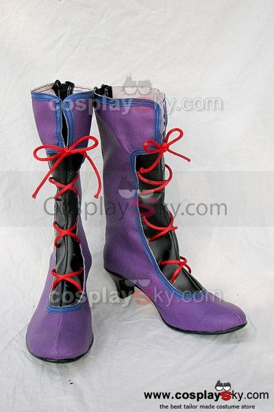 Neo Angelique Abyss Angelique Limoges Cosplay Stiefel
