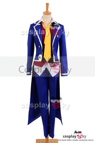 No Game No Life Sora Noble Uniform Outfit Cosplay Kostuem