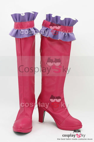 No Game No Life Stephanie Dola Stiefel Cosplay Schuhe