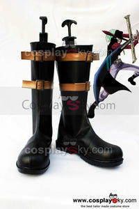 One Piece EYE MIHAWK Cosplay Schuhe Stiefel nach Maß