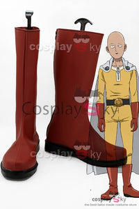 One-Punch Man Saitama Cosplay Schuhe