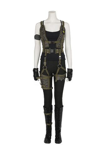 Resident Evil 6: The Final Chapter Alice Outfit Cosplay Kostüm