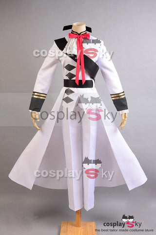 Seraph of the End Vampires Ferid Bathory Uniform Cosplay Kostuem