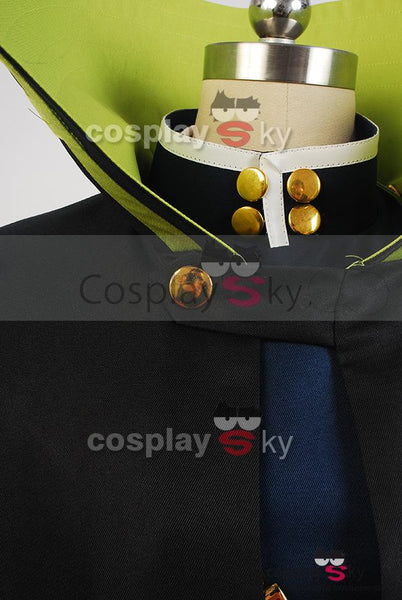 Yūichirō Hyakuya Uniform Outfit Seraph of the End Cosplay Kostüm