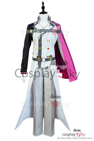 Seraph of the End Owari no Seraph Crowley Eusford Cosplay Kostüm