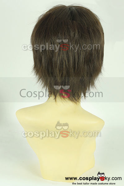 Shingeki no Kyojin Attack on Titan Eren Jaeger Cosplay Wig