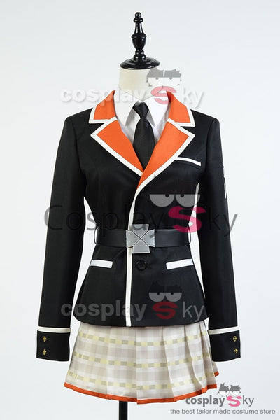 Song Of Time Project Gloria Vella Uniform Cosplay Kostüm