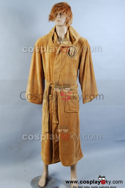 Star Wars Jedi  BathRobe Bath robe Coral Fleece Kostüm