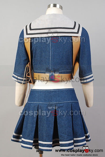 Sucker Punch Babydoll Cosplay Costume New