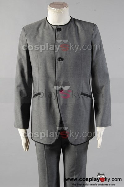 The Beatles in early the 1970s Youth Suit Uniform Kostüm