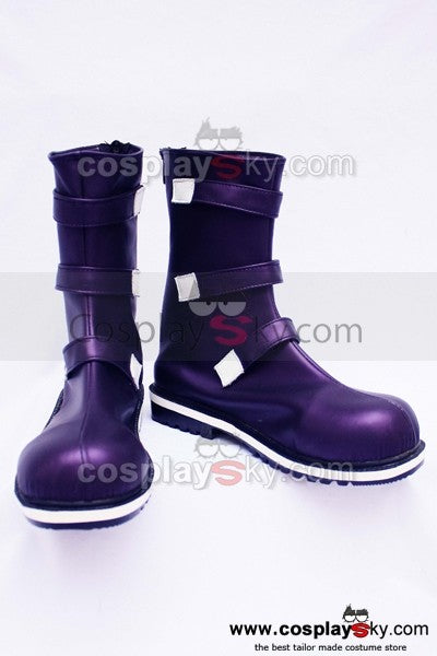 The King of Fighters KOF Chris Cosplay Stiefel Schuhe