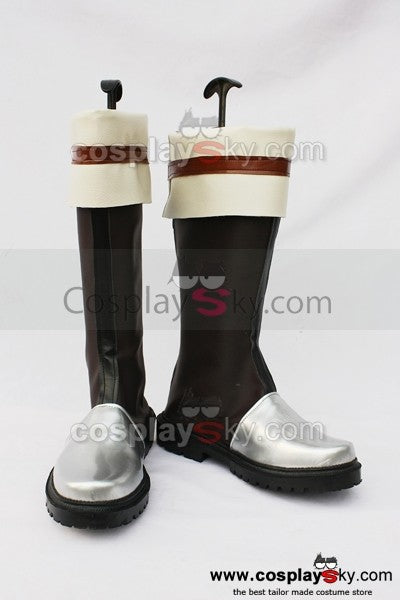 The Legend of Heroes Kurz Nardin Cosplay Stiefel