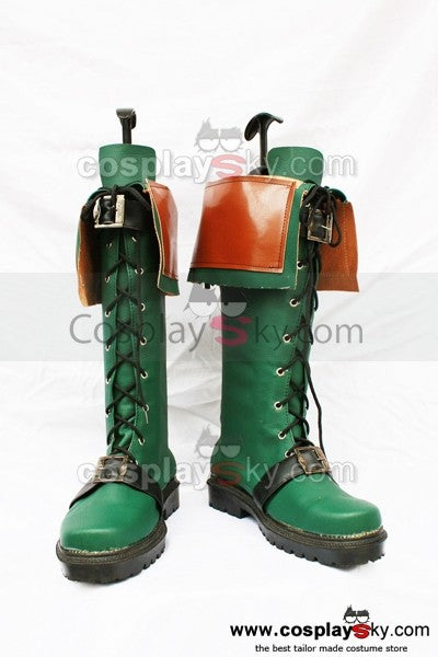 The Legend of Heroes: Trails in the Sky Agate Crosner Cosplay Stiefel