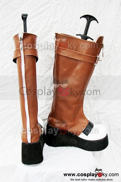 The Legend of Heroes: Trails in the Sky Olivier Cosplay Stiefel