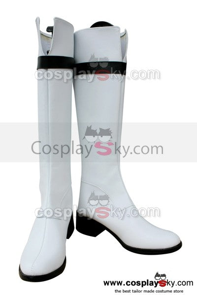 The Legend of Sun Knight Grisia Sun Knight Cosplay Stiefel
